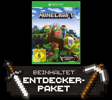 Minecraft Entdecken Im Games Fanartikelshop Auf GameStopde - Minecraft spiele kaufen pc