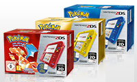 Nintendo 2DS Pokemon Edition