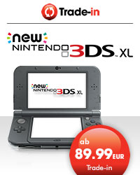 New Nintendo 3DS ab 89,99 EUR