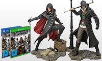 Assassin's Creed Syndicate + Figur