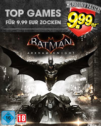 Batman Arkham Knight 9.99er