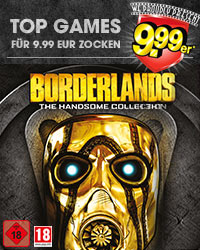 Borderlands The Handsome Collection 9.99er