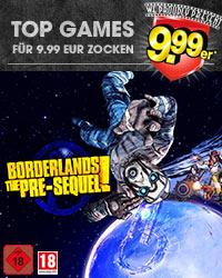 Borderlands The PreSequel für 9.99er