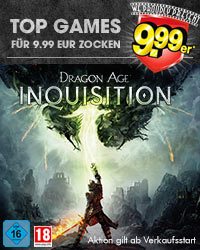 Dragon Age Inquisition für 9.99er