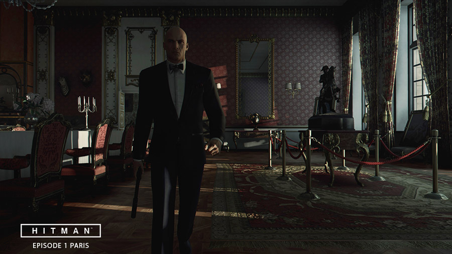 HITMAN™ Screenshot