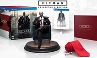Hitman Collector's Edition vorbestellen