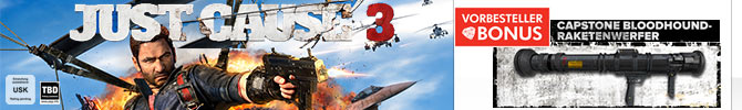 Just Cause 3 vorbestellen
