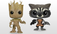 Guardians of the Galaxy Figuren