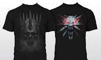 The Witcher: 3 Wild Hunt Shirts