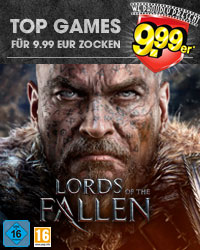 Lords of the Fallen für 9.99er