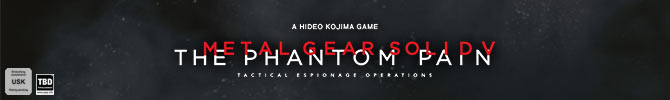 Metal Gear Solid V: The Phantom Pain vorbestellen