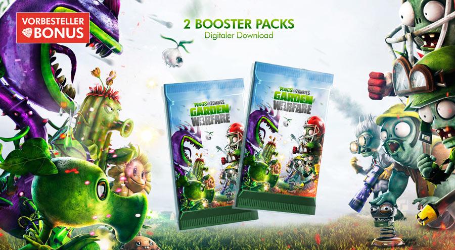 Plants vs zombies garden warfare f r ps4 und ps3 vorbestellen Plants vs zombies garden warfare gamestop