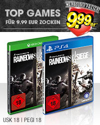 Rainbow Six Siege 9.99er