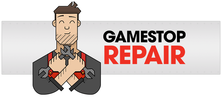 GameStop Repair Logo