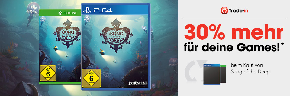 Song Of The Deep Trade-in Bonus