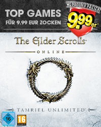 The Elder Scrolls Online Tamriel Unlimited für nur 9,99 EUR